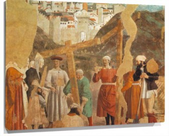 Lienzo Discovery of the True Cross